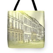 they say it is a living city but I don't know  Tote Bag