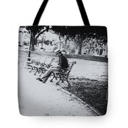 City Lonesome Tote Bag