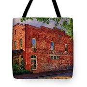 City Market At Savannah Tote Bag