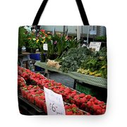 City Market - Manhattan Tote Bag