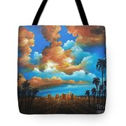 City Of Angels Tote Bag