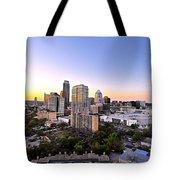 City Of Austin Texas Tote Bag