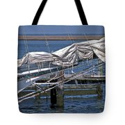 City Of Crisfield Tote Bag
