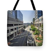City Of Destiny Tote Bag