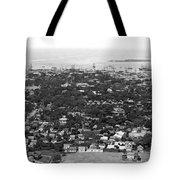 City Of Honolulu Tote Bag
