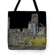 City Of London Art Tote Bag