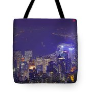 City Of Magic Tote Bag