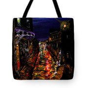 City Of Many Tote Bag