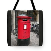 City Of Oxford Tote Bag