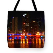City Of Patriots Tote Bag