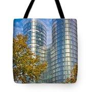 City Of Zagreb Modern Architecture Tote Bag
