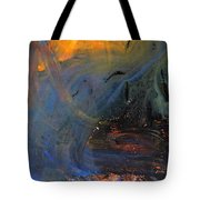 City On Mars Tote Bag