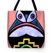 City Owl Tote Bag