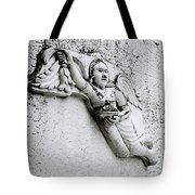 Surreal Angel Tote Bag