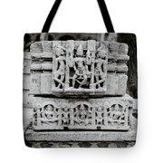 City Palace Apsara Dancers Tote Bag