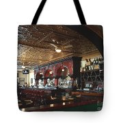 City Park Grill Tote Bag