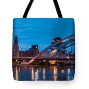 City Reflections IIi Tote Bag