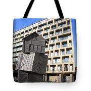 City Sculpture London Tote Bag