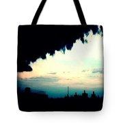 City Silhouette  Tote Bag