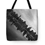City Slope  Tote Bag