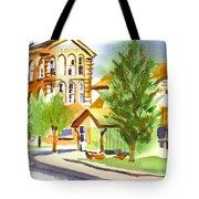 City Streets Tote Bag