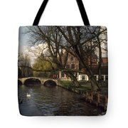 City Stroll Tote Bag
