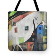 City Strut Tote Bag