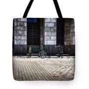 City Transportation Tote Bag