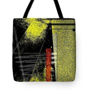 City Under The Pressures  Tote Bag