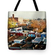 City View Six Tote Bag