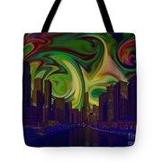 City World Tote Bag