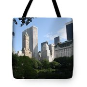 Cityview Form Central Park Tote Bag
