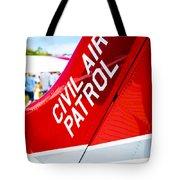 Civil Air Patrol Tote Bag