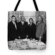 Civil Rights Leaders, 1963 Tote Bag