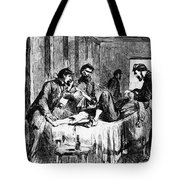 Civil War: Amputation Tote Bag