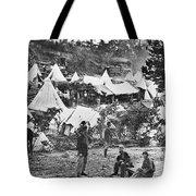 Civil War Hospital, 1860s Tote Bag