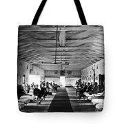 Civil War: Hospital, 1865 Tote Bag