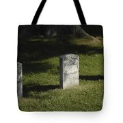 Civil War Unknown Dead Tote Bag