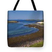 Claigan Coral Beach Tote Bag