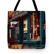 Claire's On College Street Tote Bag