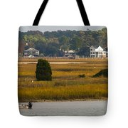 Clam Country Tote Bag