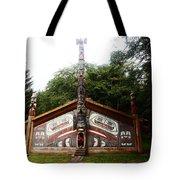 Clan House Tote Bag