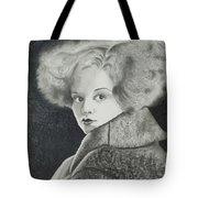 Clara Bow Tote Bag
