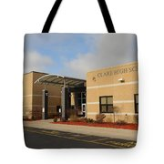 Clare High School Tote Bag