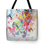 Clarification 8 Tote Bag