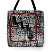 Clarity Digital Painting Tote Bag