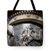 Clarity Of War V Tote Bag