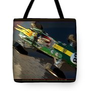 Indy Victory Tote Bag