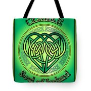 Clarke Soul Of Ireland Tote Bag