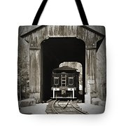 Clarks Trading Post Train Tote Bag